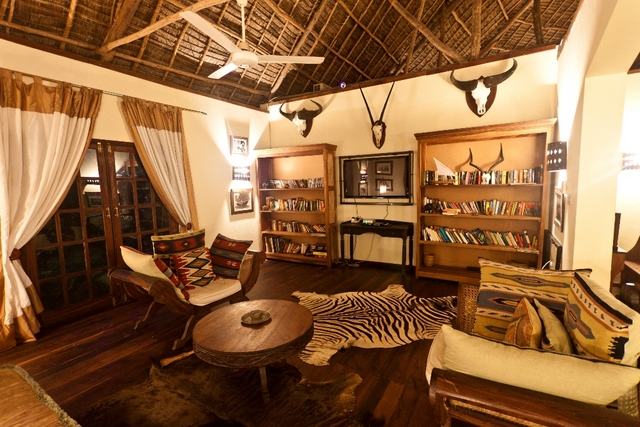 Anna Is Also The Name Of The Daughter And Godchild Of The Directors Who  Founded This Boutique Hotel On The Romantic East Coast Of Zanzibar.
